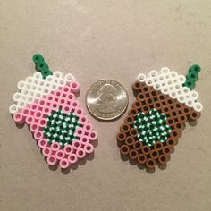 Starbucks Frappuccino Duo by ThankThePhoenicians on Etsy