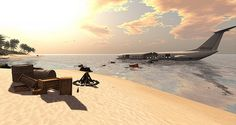 Weekly Roundup & Friday Find: Santaurio Beach in #SecondLife