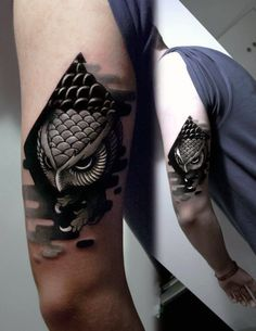 Tatto buho