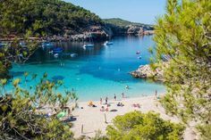 The White Isle is known for hedonism, for spirituality and barefoot bohemia – but Ibiza also has an extraordinary number of sensational beaches. Here's where to find them Ibiza Travel, Spain Travel, Ibiza Trip, House Music, Techno, San Antonio Bay, Costa, Ibiza Party, Ibiza Beach