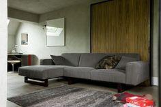 Pearl sofa from Passe-partout, belgium brand