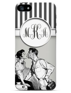 Personalized  Cell Phone. Case. VIntage Retro. I Phone 4, I Phone 5, Galaxy 3, Galaxy 4