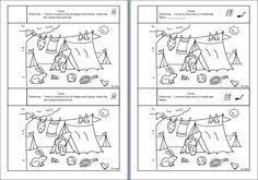 Zomer. Tekeningen gebruikt van  www.schatkist.be/... Coloring, Bullet Journal, School, Kids, Pictures, Anchor, Young Children, Photos, Boys