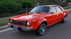 Sun Orange Survivor: 1977 AMC Hornet DL - http://barnfinds.com/sun-orange-survivor-1977-amc-hornet-dl/