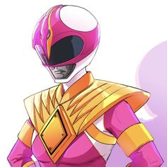 Mighty Morphin Power Rangers - Pink Ranger with Dragon Shield Power Rangers Morphin, Pink Power Rangers, Power Rangers Pictures, Dragon Shield, Forever Red, Comic Art Girls, Live Action, A Team, Kimberly Hart