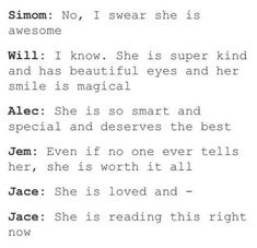 Simon Will Jace Jem Alec | For all the straight Shadowhunter fangirls | #TMI #shadowhunters Omfg fangirling so hard