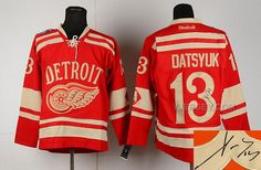 http://www.yjersey.com/for-sale-red-wings-13-datsyuk-red-winter-classic-signature-edition-jerseys.html Only$50.00 FOR SALE RED WINGS 13 DATSYUK RED WINTER CLASSIC SIGNATURE EDITION JERSEYS Free Shipping!