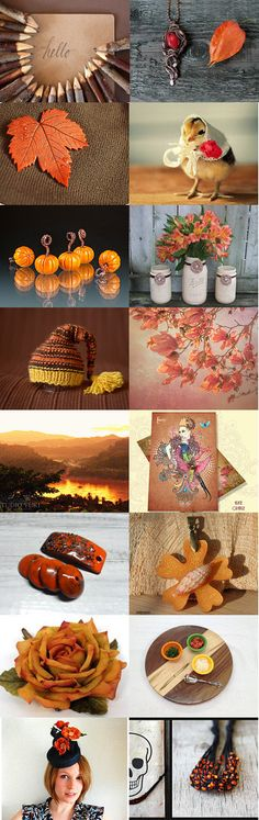 Real autumn gifts! by Olga on Etsy--Pinned with TreasuryPin.com