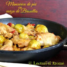 mancarica de pui Romanian Food, Lidl, Tasty, Lunch, Chicken, Meat, Brussels, Eat Lunch, Lunches
