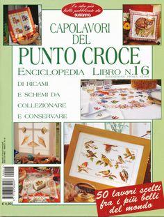 Gallery.ru / Enciclopedia de punto de Cruz 16
