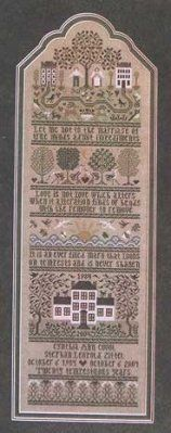 """beautiful - on the """"must make"""" list! """"Let me not to the marriage of true minds admit impediments - Love is not love which alters when alteration finds or bends with the remover to remove - It is an ever fixed mark that looks on tempests and is never shaken"""".  Marriage of Minds, The - Cross Stitch Pattern"""
