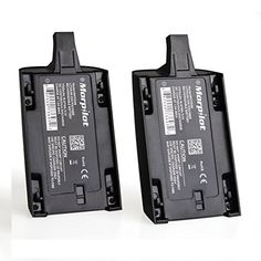 Upgrade 2 Pcs Morpilot 1700mAh 111V High Capacity Rechargeable Battery Pack Replacement Extended flight times for Parrot Bebop Drone 30 Quadcopter Parts -- Click image to review more details.Note:It is affiliate link to Amazon. #home
