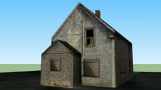 Old House - 3D Warehouse