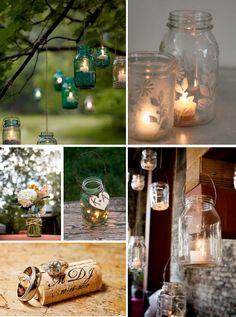 Mason jars are love