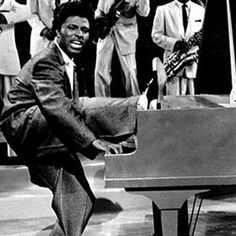 Little Richard -- 1986 Inductee, Rock & Roll Hall of Fame Rock N Roll, Jazz, 50s Music, Rhythm And Blues, Star Wars, Greatest Songs, Shows, Soul Music, Motown