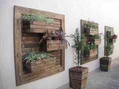 Más de 60 ejemplos de muebles hechos con palets | Decoración de Uñas - Nail Art - Uñas decoradas