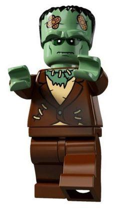 LEGO Minifigures série 16 Nr 12 chiens regarde gagnants 71013