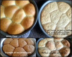 tips for baking with einkorn