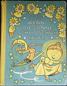 Umlauf-Lamatsch, die Grand Dame des guten Kinderbuchs Kitsch, Young At Heart, Children's Book Illustration, Childrens Books, Dame, Celestial, Cover, Shop, Ideas
