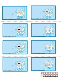 Baby Shower Labels Templates Under Bergdorfbib Co