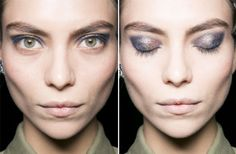 How to Wear Glitter Eye Makeup and Not Look Like a Middle Schooler  #Makeup #Beauty #Tutorial