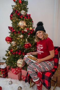 New Holiday Pajamas Availble At 3 Sisters Xmas Pjs, Christmas Pajamas, Christmas Morning, Christmas Pajama Party, Holiday Pajamas, Xmas Movies, Movie Tees, Christmas Wreaths, Sisters