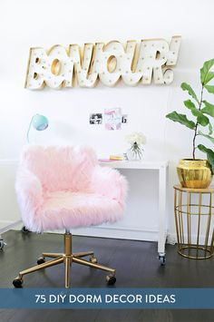 5107 best diy decor and furniture projects images on pinterest in 75 do it yourself ways to decorate your dorm room solutioingenieria Choice Image