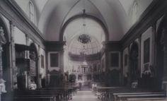 La chiesa: com'era