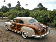 1948 Chrysler Town & CountryRe-pin..Brought to you by  #AgentsofcarInsurance at #HouseofInsurance Eugene