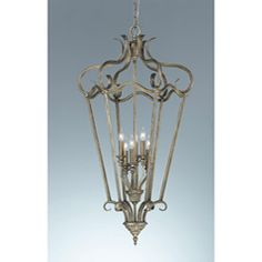 @Overstock - Fluid lines are highlighted by hand-polished multi-faceted prismatic crystals that lend a designer touch. The crystals are beautifully placed to accent the soft turns and add another dimension when lit.http://www.overstock.com/Home-Garden/Smokey-Topaz-6-light-Cage-Chandelier/5750675/product.html?CID=214117 $206.99