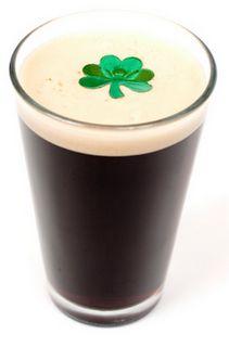 st. patrick's day, st. patricks day, st. pattys day, st, patty's day, irish, irish beer, beer, downing the shamrock, shamrock, four leaf clover, clover, good luck, luck