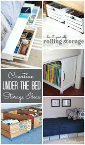 Inspirational Underbed Storage To Keep Your House Minimalist