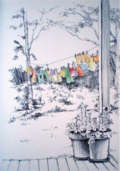 Dominique eichi #illustration #art