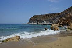 CALA DEL PLOMO.  (Cabo de Gata) http://almeriapedia.wikanda.es/wiki/Cala_del_Plomo_(N%C3%ADjar)