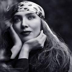 Portrait Olga de Saint Petersbourg by artlindo