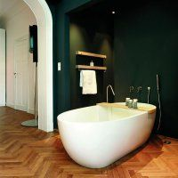 Choisir la forme de sa baignoire - Marie Claire Maison