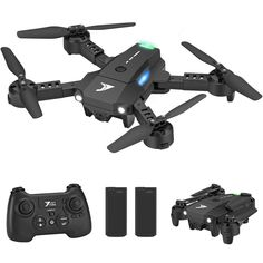 Jettime Mini Foldable Drones for Kids and Beginners with Altitude Hold, Flips and Rolls, One Key Take Off, Headless Mode Remote Control Toys, Radio Control, Ac Dc Current, Foldable Drone, Pilot, Best Kids Toys, Indoor Activities For Kids, Rc Helicopter, Gifts For Boys