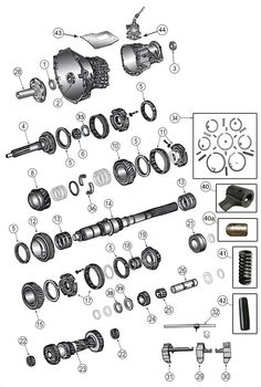 24 best jeep liberty kj parts diagrams images jeep liberty, morris Dodge Transfer Case Diagram new venture gear nv3550 transmission parts morris 4x4 center, jeep liberty, jeep wrangler rubicon