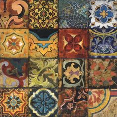 Imagem de color, arabian, and tiles