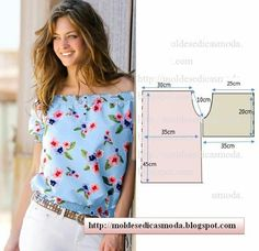 Amazing Sewing Patterns Clone Your Clothes Ideas. Enchanting Sewing Patterns Clone Your Clothes Ideas. Dress Sewing Patterns, Sewing Patterns Free, Free Sewing, Clothing Patterns, Diy Clothing, Sewing Clothes, Fashion Sewing, Diy Fashion, Sewing Hacks