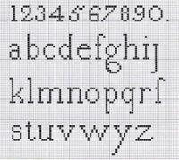 Gallery.ru / Фото #1 - Ackworth Pattern Book - natalytretyak Crochet Leaf Patterns, Crochet Leaves, Cross Stitching, Cross Stitch Embroidery, Cross Stitch Patterns, Blackwork, Cross Stitch Alphabet, Pattern Books, Needlework