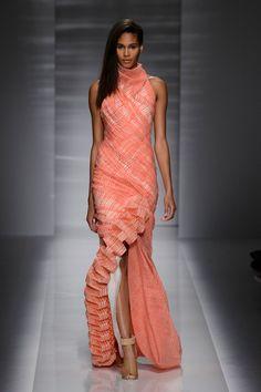 Défile Vionnet Haute couture Automne-hiver 2014-2015 - Look 8