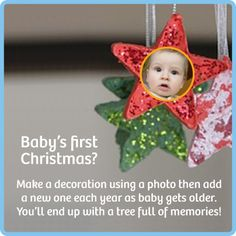 Day #3: Make a tree full of memories #christmas #ornament