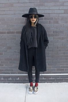 Tudo preto ❤️