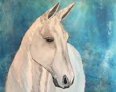 Image result for peinture de cheval, portrait de cheval, frison