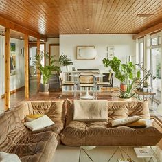 Garage Extension, Brighton Houses, Beyond The Sea, Modern Retro, Home Living Room, Ground Floor, Interior Inspiration, Furniture, Home Decor