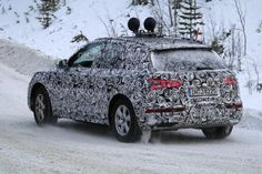car spy photos Audi Q5 2017 » Car Spy Photos