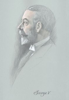 Vanity Fair's Profiles by Mark Summers-George V