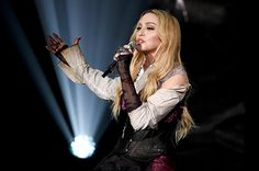 Madonna Exposes Fan's Breast Onstage During Concert in...: Madonna Exposes Fan's Breast Onstage During Concert in Australia:… #Madonna