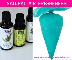 Say No To Chemical Air Fresheners..Go Natural....